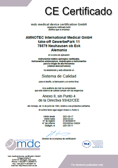 DokumentenBild zu Directiva 93/42/CEE