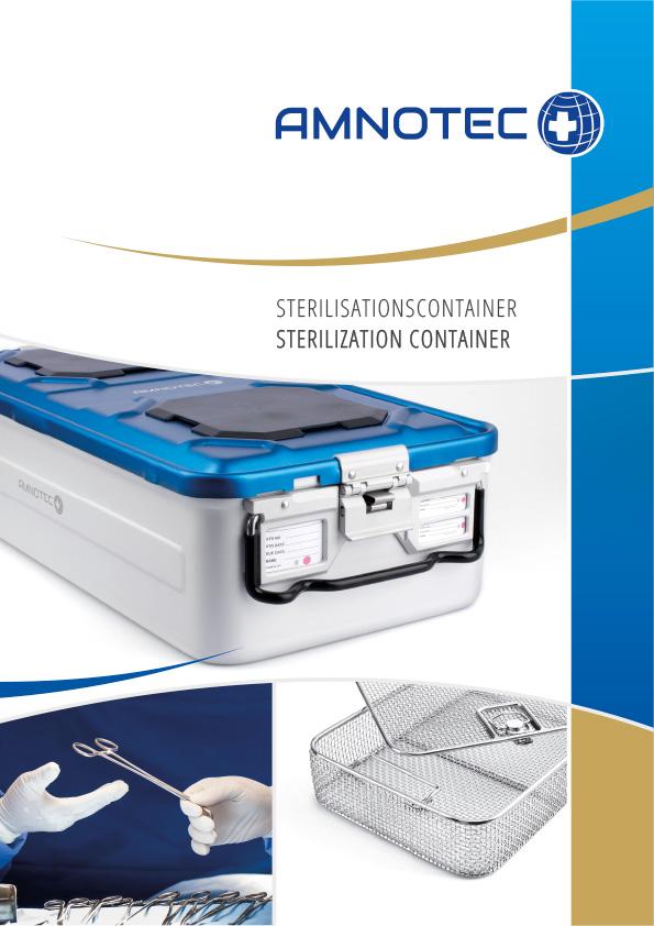 DokumentenBild zu Sterilisationscontainer