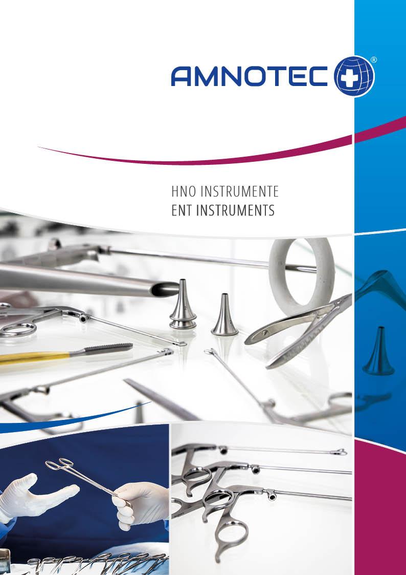 DokumentenBild zu HNO Instrumente - in Bearbeitung