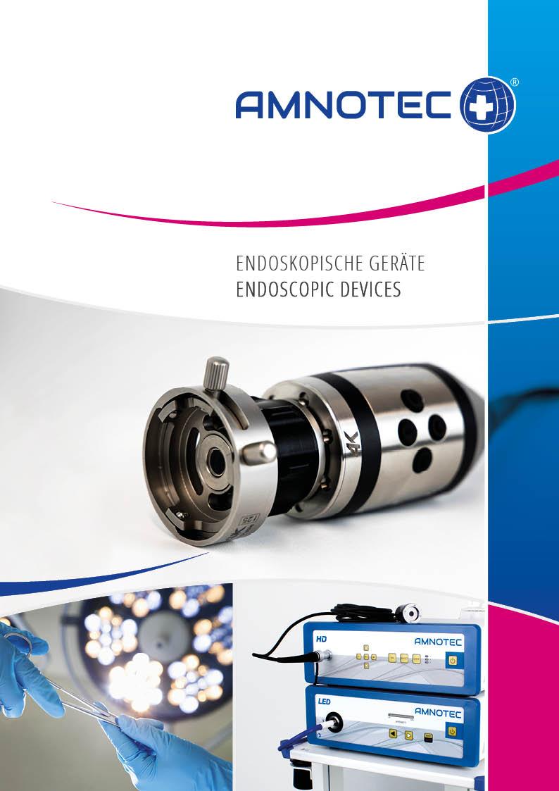 DokumentenBild zu Endoskopische Geräte