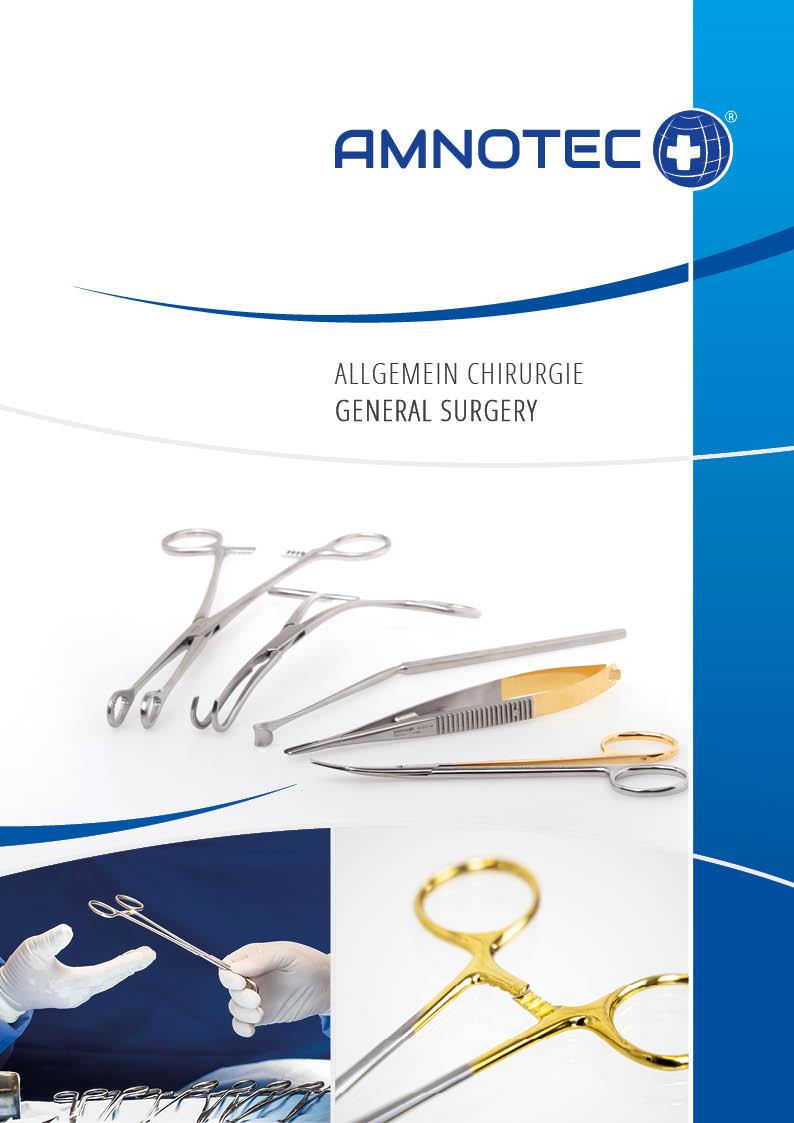 DokumentenBild zu General Surgical Instruments