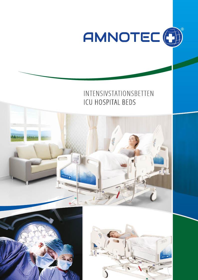 DokumentenBild zu Intensive Care Unit Beds